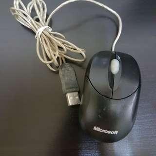Mini laptop mouse