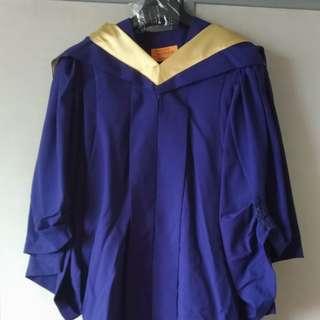 NUS Graduation Gown (Science)