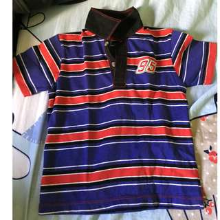 Cars Polo Shirt (1-2 year olds)