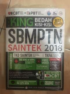 The King SBMPTN 2018