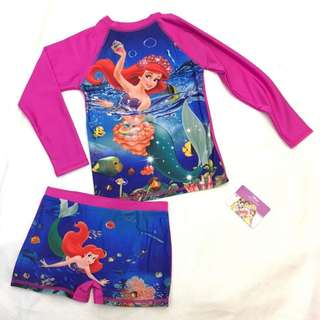 Arielle Rashguard Swim Wear Suit