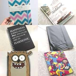 BN Tumblr notebooks