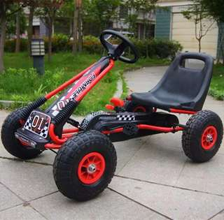 Karting High quality Hand brake and cambio Air pump wheels