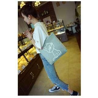 Tote Bag Japanese hitz