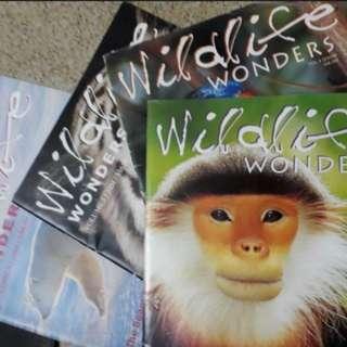 Magazines -> Wild life