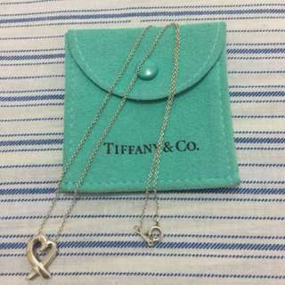 Authentic Preloved Tiffany and Co. Paloma Picasso Necklace