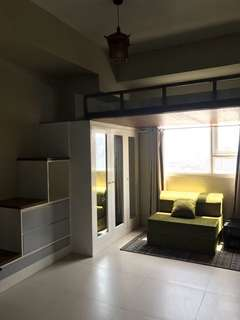 Fully furnished studio 1 bedroom condo in Ortigas Pasig for Rent