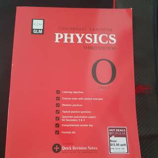 Physics assessment book