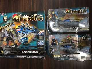 Thundercats (Set of 4)