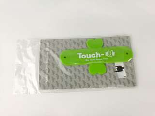 U-Touch Silicone Smartphone Stand Holder (Green, Pink, Blue, White, Yellow)
