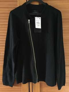 Pull and bear black label collection jacket
