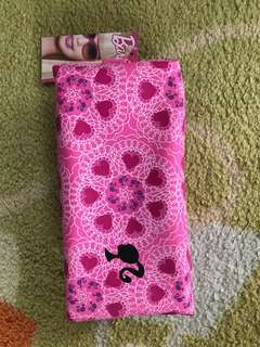 Barbie Cosmetic/Pencil Pouch