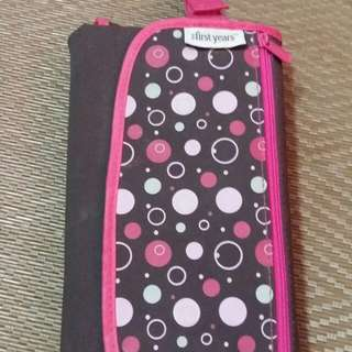 First Years Travel Foldable Changing Mat