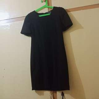 Forever21 Black Knee-length dress 😍