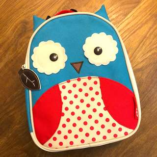 Skip Hop Insulated Lunch Bag -Owl