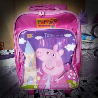 Peppa Pig Trolley Bag (for pre-schooler)