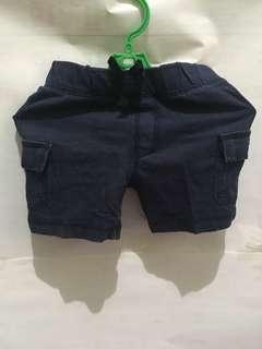 Short Navy Blue (Boy)
