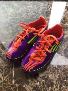 Addidas Kids Soccer Shoes