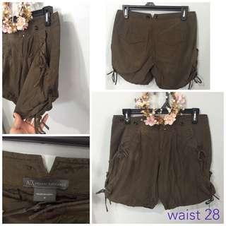 Armani shorts