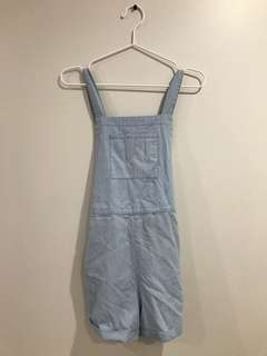 Nude Lucy Blue overalls