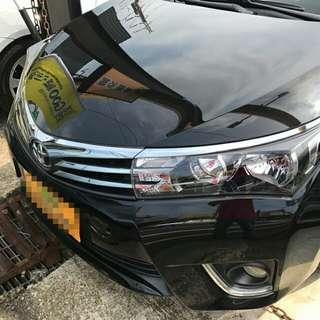 2014年 Toyota Altis 1.8《已認證》