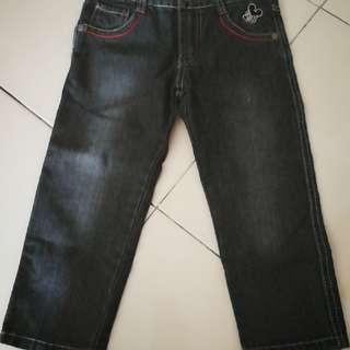 Disney Boy's Jeans (3-4 yo)