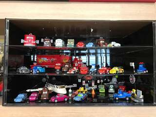 Lego Cars and Cars 2