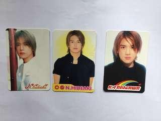 瀧澤秀明 Yes Card