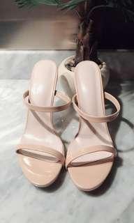 High heels 12cm brand aussi