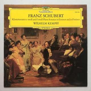 Schubert Piano Sonatas D566 & D625 Kempff DG 2530354