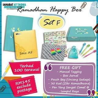 Ramadhan Happy Box Set F