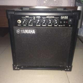 Yamaha Amplifier Gitar GA15II