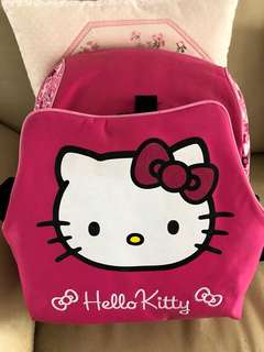 Hello Kitty Bag with child seat