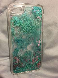 Glitter Waterfall Case