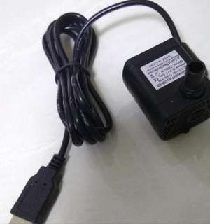 5v usb pump (Aquarium or hydroponics system)