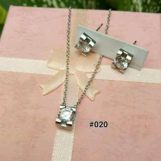 Necklace & earings set