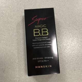 Hanskin Super Magic BB Cream