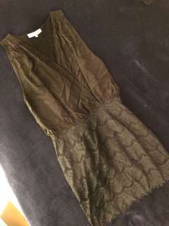Maurie & Eve silk dress
