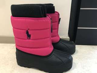 Kiddy Snow boots
