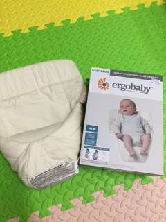 Ergobaby infant insert for baby ccarrier