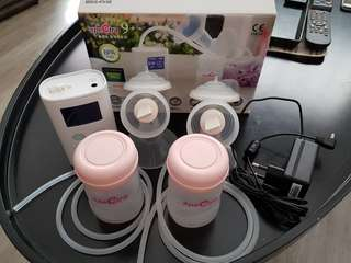 Spectra 9+ Breast Pump