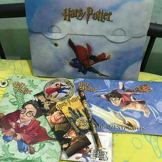 Harry Potter Stationary Collection