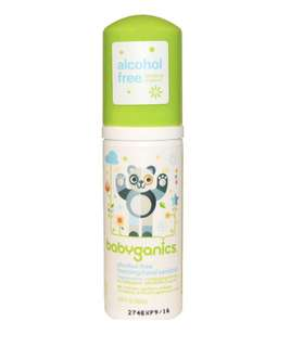 Babyganics Foaming Hand Sanitizer 50ml