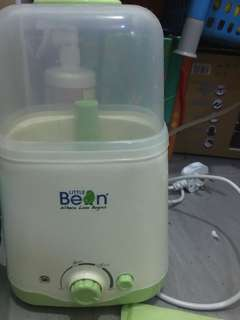 Little bean 2 in 1 steriliser m warmer
