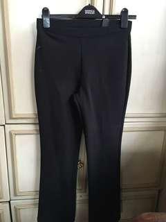Express black slacks