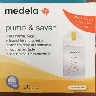 Medela Breastmilk Storage Bag (brand new)