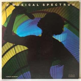Various – A Musical Spectrum (1984 USA Pressing - Vinyl Is Near Mint)
