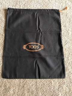 Tods Shoe Bag - medium