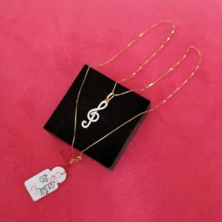 Necklace Authentic Gold