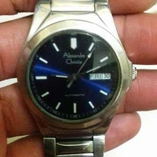 Jam tangan Alexsander  christie